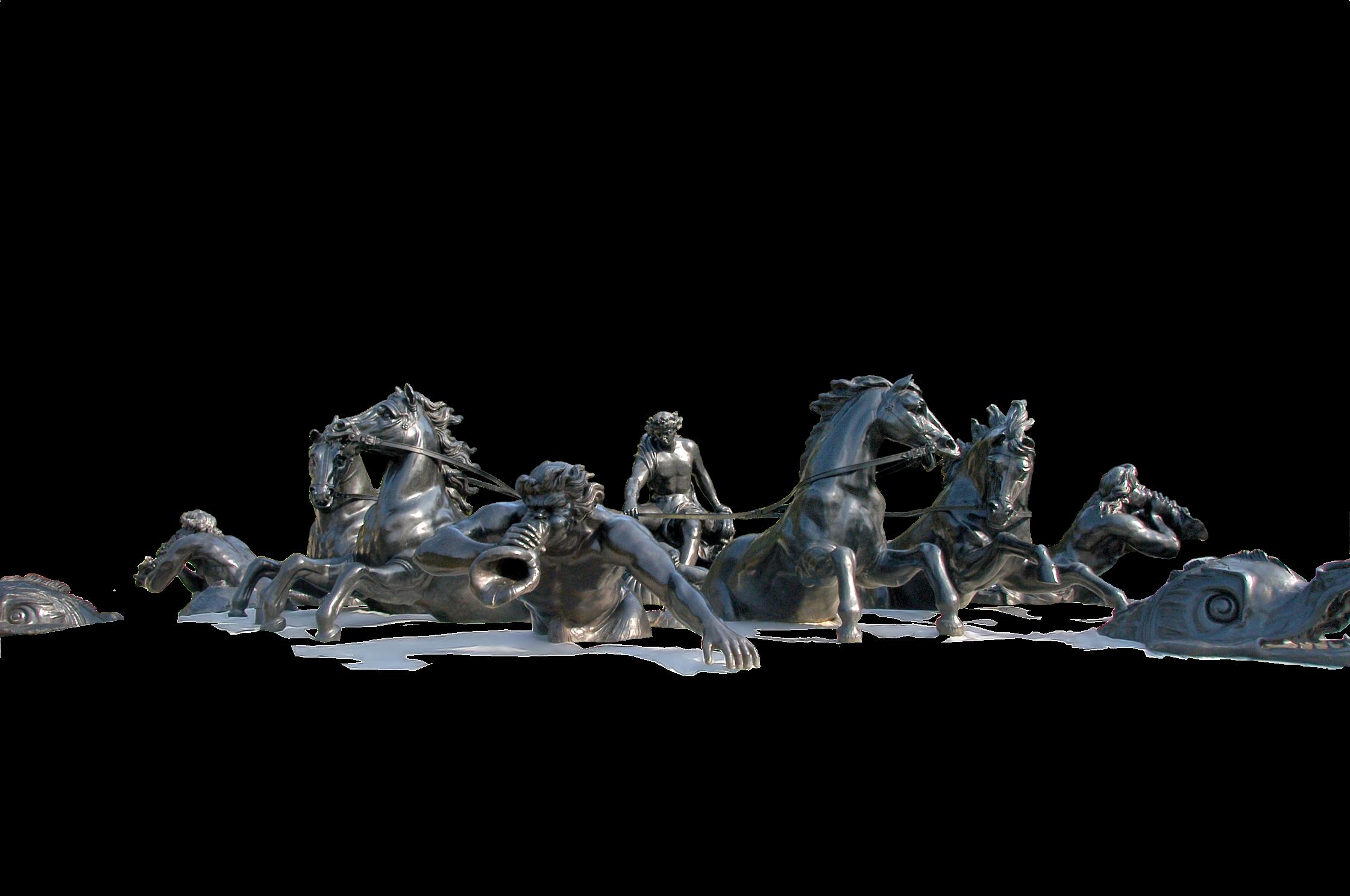 Fontaine Apollon_Bronze 07
